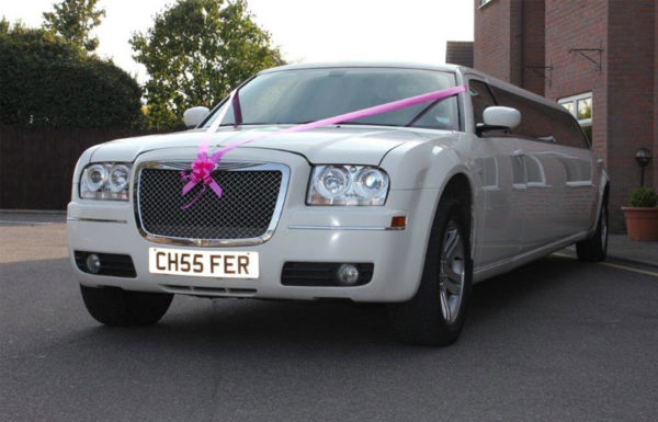 Baby Bentley Limo 1