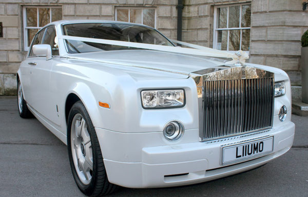 Rolls Royce Phantom Slider